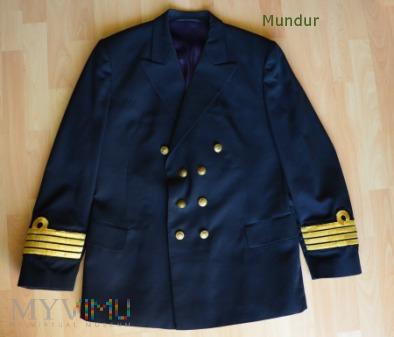 Mundur wyjściowy kapitana MW