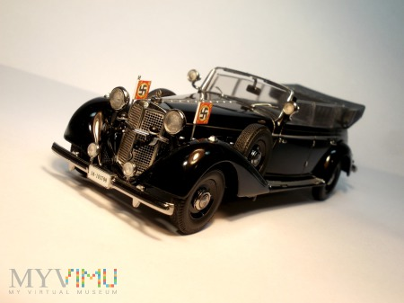 MERCEDES 770K (1938) – (SIGNATURE MODELS)