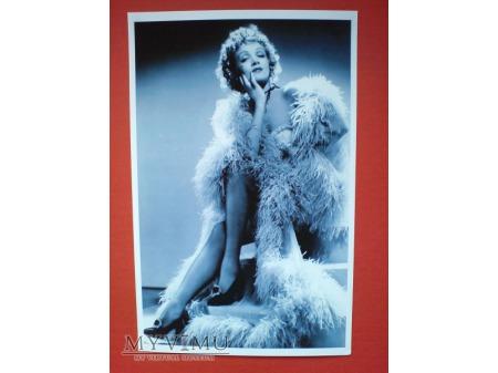 Marlene Dietrich Pocztówka Chiny 2011 n.18