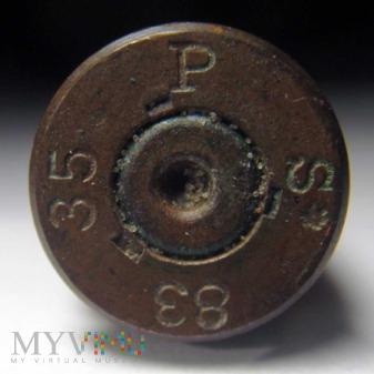 Łuska 7,92x57 Mauser 1935r.