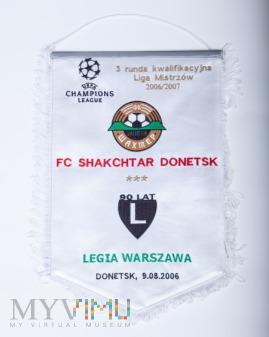2006.08.09 Shakhtar - Legia