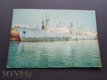 M/S Wieniawski statek towarowy