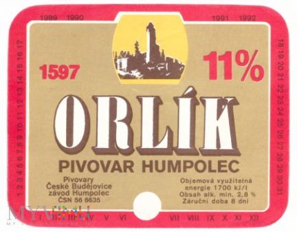 Humpolec, orlik
