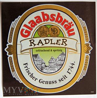 Glaabsbräu Radler