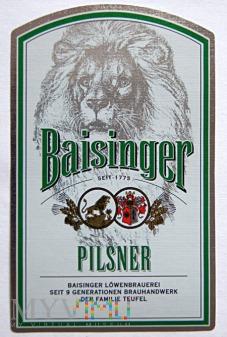Baisinger Pilsner