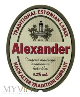 Estonia, Alexander
