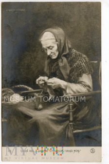 Gagarine-Stourdza - Babcia - 1908