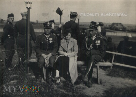 Oficerowie 22 Pułku Artylerii Lekkiej. Przemyśl