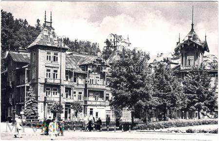 Krynica - Domy wczasowe - 1956