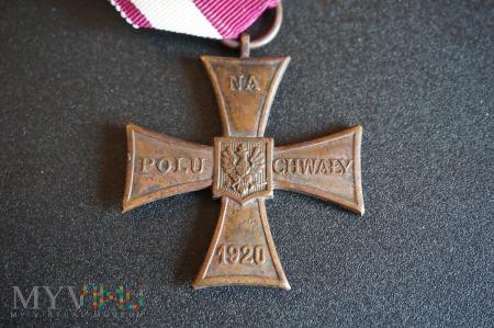 Krzyż Walecznych - Knedler nr :33217 - II RP - 4.