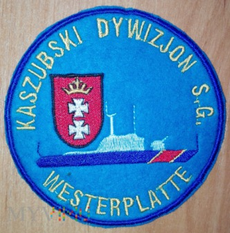 Kaszubski Dywizjon SG - Westerplatte