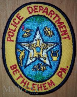 Bethlehem policja