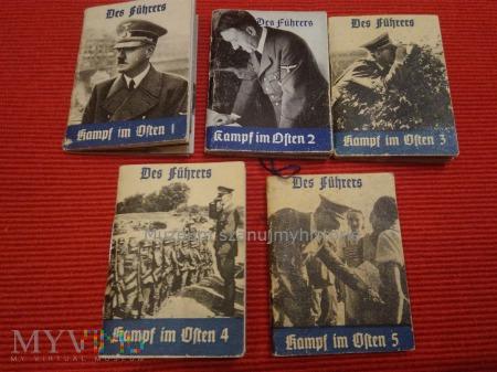 Duże zdjęcie KWHW Des Führers Kampf im Osten