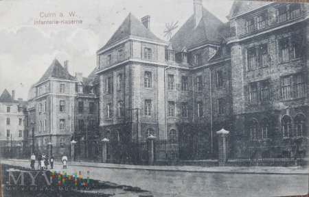 Kartka pocztowa Culm am W. Chełmno nad Wisłą 3