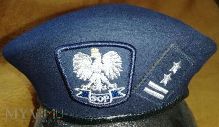 Podpułkownik SOP - Służba Ochrony Państwa