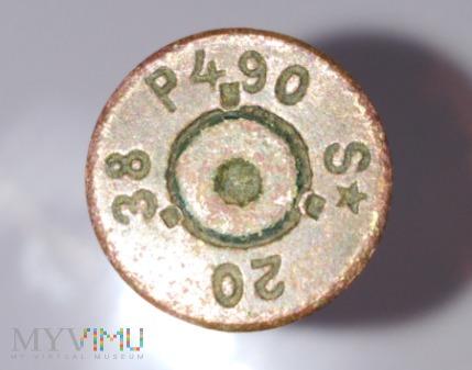 Luska 7,92x57 Mauser [P490/S*/20/38]