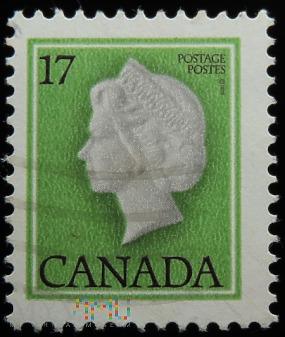 Kanada 17c Elżbieta II