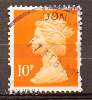 Elżbieta II, GB 1283CS
