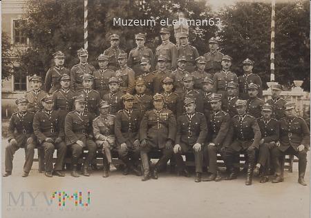 Kurs oficerów rez. 24 DP przy 38 PPSL w Przemyślu
