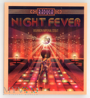 Raduga, Night Fever