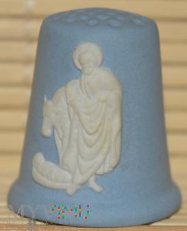 Józef i mały Jezus