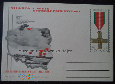 1971.I - Miasta i Wsie Symbolem Patriotyzmu