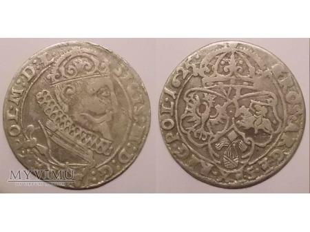 1625 szóstak koronny Zygmunt III Waza Kopicki 1263