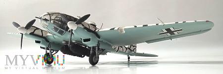 Duże zdjęcie Samolot bombowy Heinkel He 111 H-20 (model 1/72)
