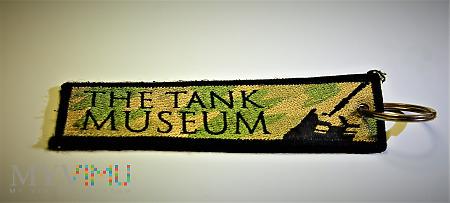 Bovington Tank Museum- breloczek- pamiątka.