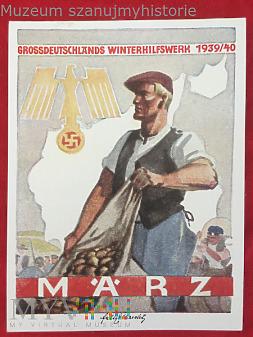 Duże zdjęcie Türplaketten Marz 39/40