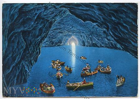 Capri - Lazurowa Grota - 1967