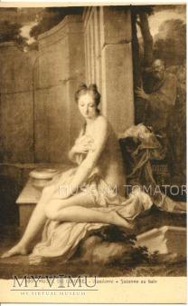 Santerre - Zuzanna w kąpieli
