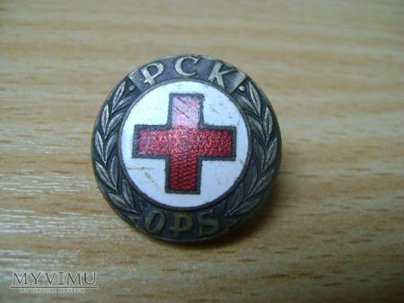 odznaka PCK OPS