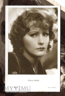 Greta Garbo IRIS Verlag nr 5930 Vintage Postcard