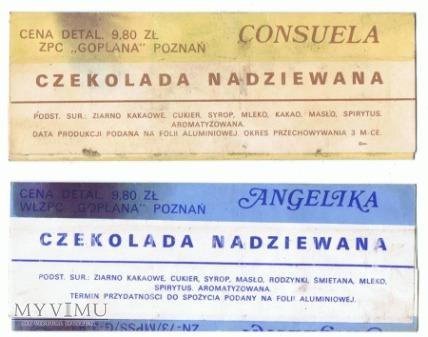 Angelika i Consuela - Goplana.