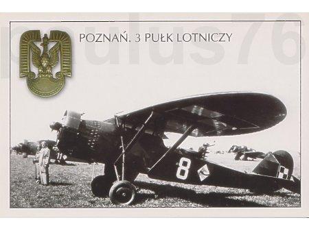 3. Pułk Lotniczy, Poznań, Lublin R-XII D