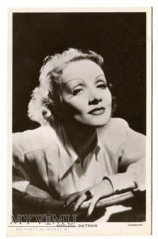 Duże zdjęcie Marlene Dietrich Picturegoer nr 519c