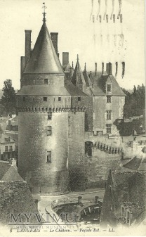 Francja - Langeais