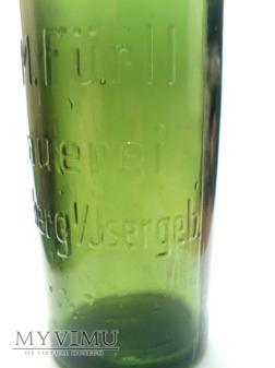 Butelka Friedeberg i/Jsergeb.