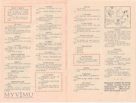 Dowcip...za dychę 8-9/94