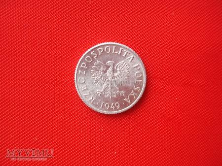 1 grosz 1949 rok