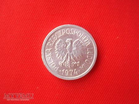 10 groszy 1974 rok