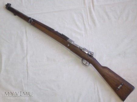 Mauser Modello 1909 kawaleryjski