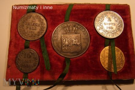 Duże zdjęcie pamiątka z powstania listopadowego 1831 roku