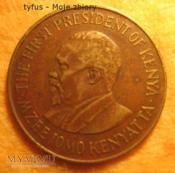 10 CENTS - Kenia (1978)