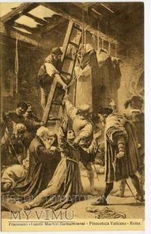 Fracassini - Męczennicy z Gorkum