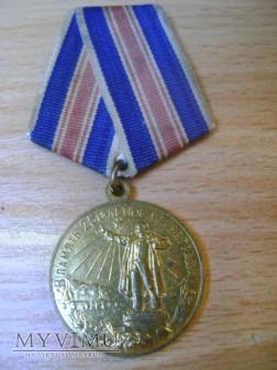 Medal 250-lecia Leningradu