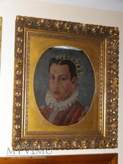Duże zdjęcie h.Jastrzębiec-portret żony nieznanego szlachcica