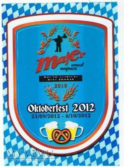 majer oktoberfest 2012