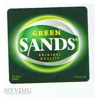 green sands